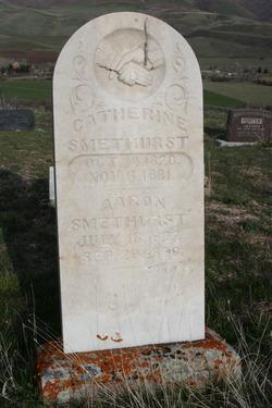Catherine <i>Green</i> Smethurst