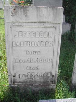 Jefferson Bartholomew