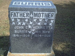 John C. Burris, Sr
