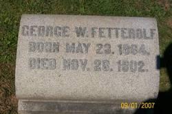 George W. Fetterolf