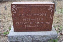 Sadie Simmons