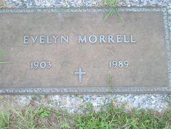 Sarah Evelyn <i>Green</i> Morrell