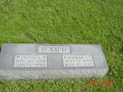 Herman Thornton Barr