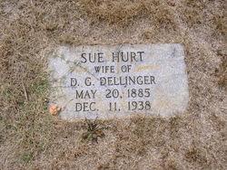 Sue Elizabeth <i>Hurt</i> Dellinger
