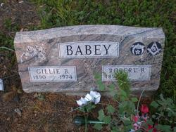 Gillie B Babey