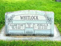 Zuella Robert <i>Cramer</i> Whitlock