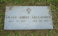 Grace Adell Alexander