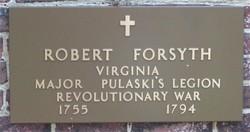 Robert Forsythe