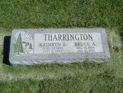 Bruce A. Tharrington