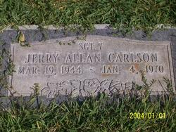 Jerry Allan Carlson, Sr