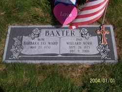 Willard Norr Bill Baxter