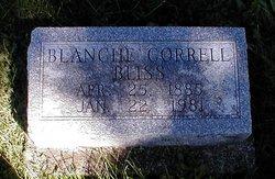 Blanche Edith <i>Correll</i> Bliss