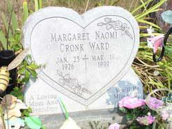 Margaret Naomi <i>Cronk</i> Ward