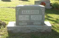 William Sanford Allgood
