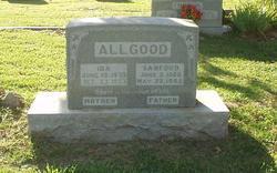 Mary Ida <i>Stevenson</i> Allgood