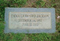 Emma Grace <i>Crawford</i> Jackson