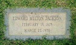 Edward Milton Jackson
