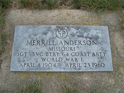 Merril Anderson