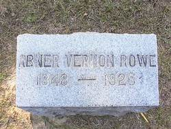 Abner Vernon Rowe