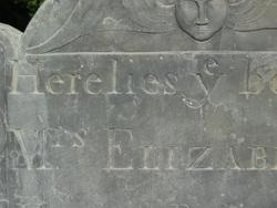 Elizabeth <i>Howe (How)</i> Keyes