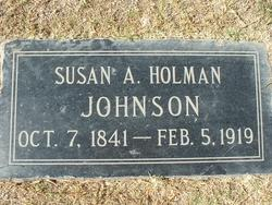 Susan Adelaide <i>Holman</i> Johnson