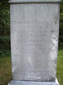 Julia Ann Carvill
