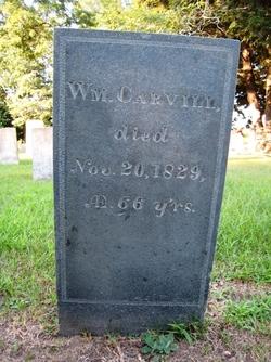 William Carvill