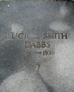 Edith Lucile <i>Smith</i> Dabbs