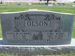 Eliza Margaret <i>Denney</i> Olson
