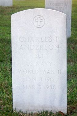 Charles Frank Anderson