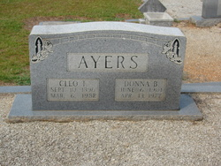 Cleo Thornton Ayers