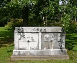 Anna Mae <i>Grover</i> Akam