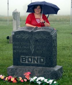 Mary Elizabeth Molly <i>Butler</i> Bond