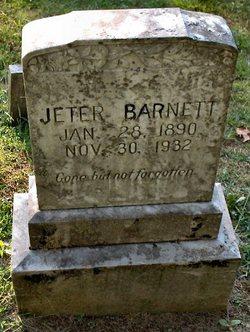 Jeter Barnett