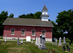 New Lebanon Evangelican Lutheran Burial Ground