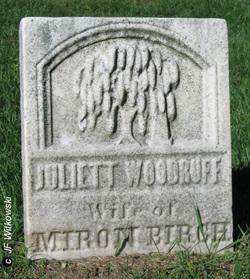 Juliett <i>Woodruff</i> Birch