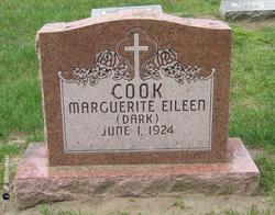 Marguerite Eileen <i>Dark</i> Cook
