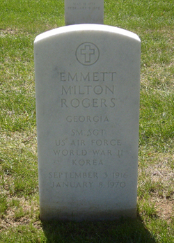 Emmett Milton Rogers