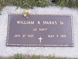 William R Sparks, Sr