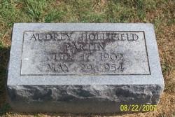 Audrey Partin