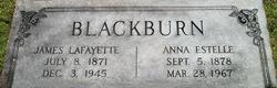 James Lafayette Blackburn