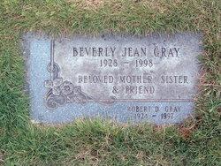 Beverly J <i>Stone</i> Gray