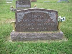 Raymond G. Sandy Brock, Jr