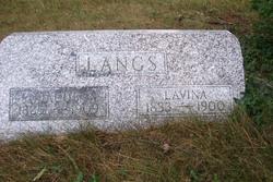 Lavina <i>Raum</i> Langs