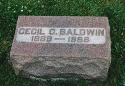 Cecil Clifford Baldwin