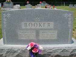Emma <i>Sharp</i> Booker