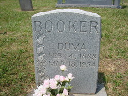 Bertha Iduma Duma <i>Kelly</i> Booker