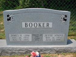 James Henry Jim Booker