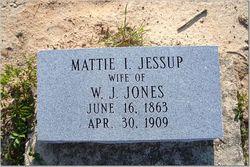 Mattie I. <i>Jessup</i> Jones