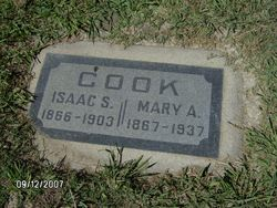 Mary A Cook